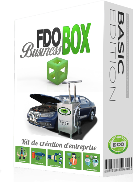 Package FDO business box