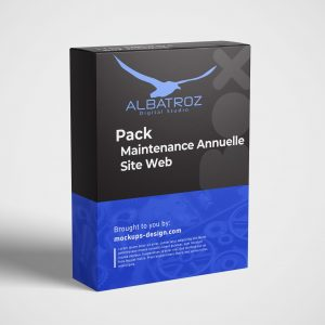 Pack Maintenance Annuelle Site Web